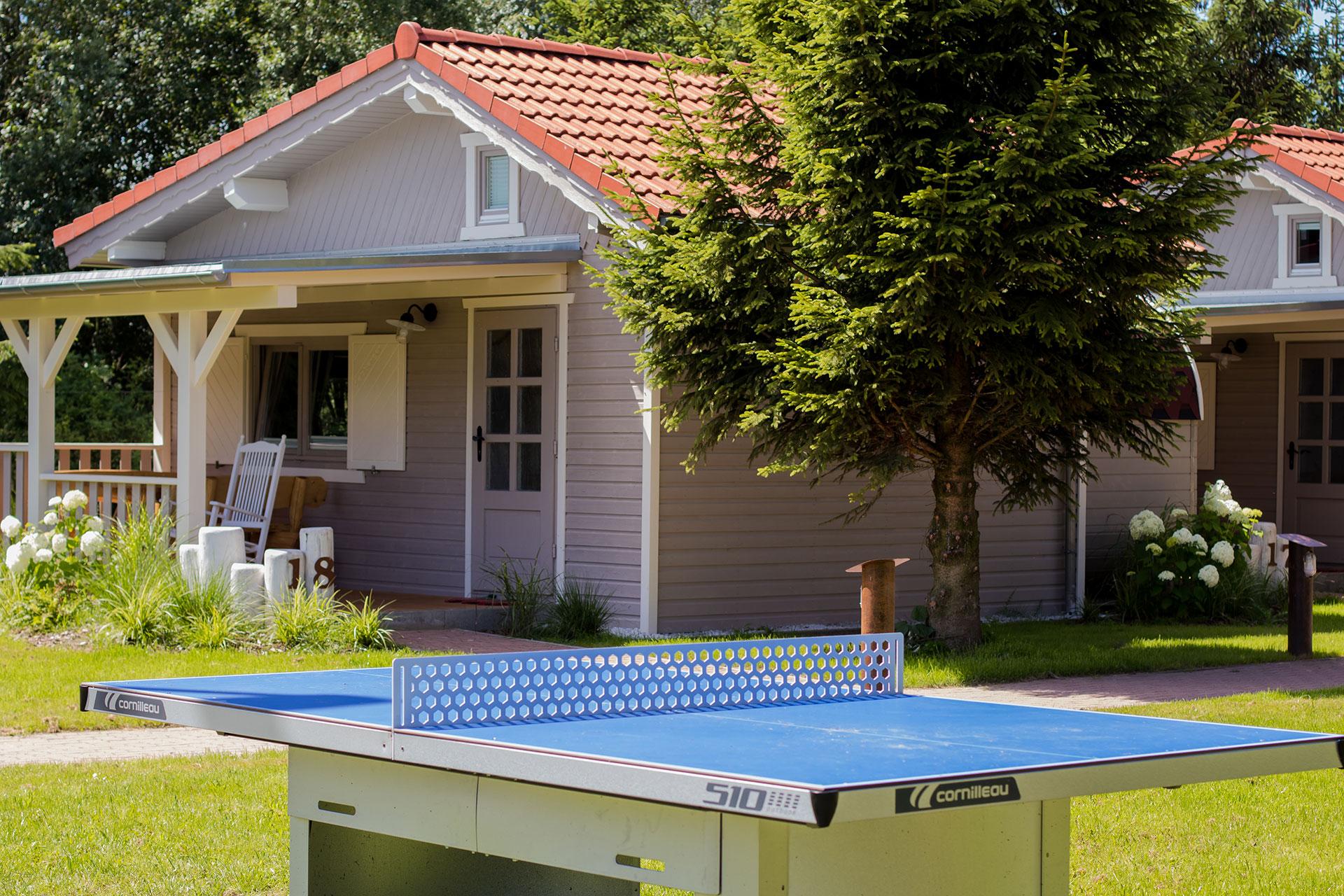 Lieblings-Lauben Rövershagen Tischtennis