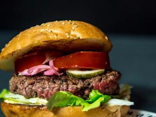 Classic Hamburger  von Burgerhaus Zweite Heimat in Passau