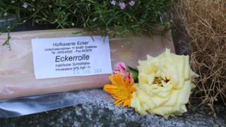 Eckerrolle Mozzarella  von Hofkäserei Ecker in Grafenau