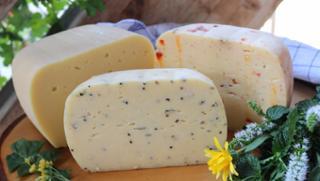 Butterkäse Vital Butterkäse  von Hofkäserei Ecker in Grafenau
