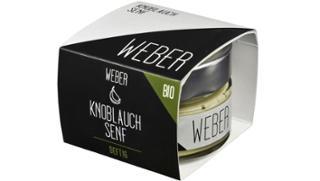 Knoblauch-Senf Knoblauchsenf  von Senfmanufaktur Thomas Weber in Vilshofen