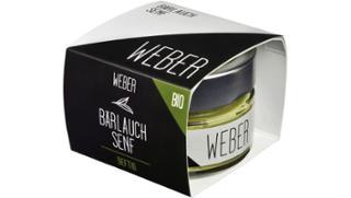 Bärlauch-Senf Bärlauchsenf  von Senfmanufaktur Thomas Weber in Vilshofen