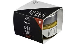 Chili-Senf Chilisenf  von Senfmanufaktur Thomas Weber in Vilshofen