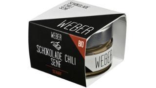 Schokolade-Chili-Senf Chilisenf Schokoladensenf  von Senfmanufaktur Thomas Weber in Vilshofen