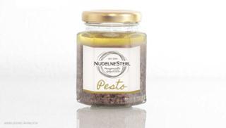 """Pesto """"Blaubi"""" Heidelbeererzeugnis Fruchtpesto  von NudelneSterl in Bad Griesbach im Rottal"""