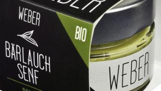 Bärlauch-Senf Bärlauchsenf  von Säumerhof Bio-Genusswelt in Grafenau
