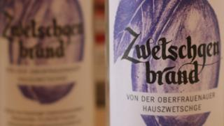 Zwetschgenbrand von der Oberfrauenauer Hauszwetschge  von Säumerhof Bio-Genusswelt in Grafenau