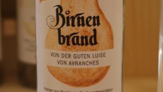Birnenbrand von der Guten Luise von Avranche  von Säumerhof Bio-Genusswelt in Grafenau