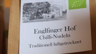Chilinudeln  von Säumerhof Bio-Genusswelt in Grafenau