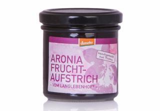 Aroniafruchtaufstrich Aroniafruchtaufstrich Aroniafruchtaufstrich  von Langlebenhof in Passau