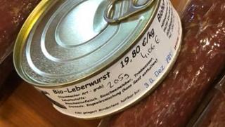 Leberwurst Leberwurst  von Säumerhof Bio-Genusswelt in Grafenau