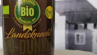 Landsknecht Biodunkel  von Biowirtshaus Zum Fliegerbauer in Passau