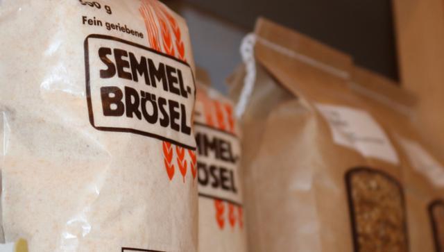Semmelbrösel Weizensemmelbrösel  von GRAFMÜHLE - Bioholzofenbäckerei & Biomühle in Thyrnau