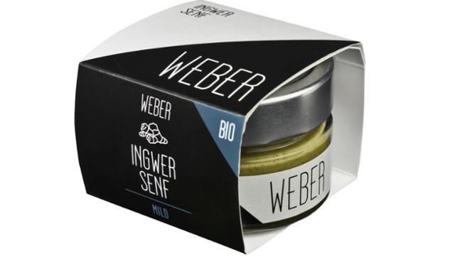 Ingwer-Senf Ingwersenf  von Senfmanufaktur Thomas Weber in Vilshofen