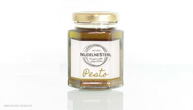 """Pesto """"Stoabeisserl"""" Petersilienpesto Haselnusspesto Steinpilzpesto  von NudelneSterl in Bad Griesbach im Rottal"""