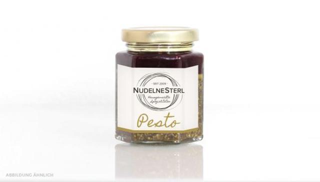 """Pesto """"Küki"""" Kürbiskernpesto  von NudelneSterl in Bad Griesbach im Rottal"""