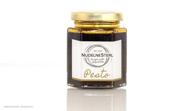 "Pesto ""alias Pepe"" Petersilienpesto Kräuterpesto Chilipesto  von NudelneSterl in Bad Griesbach im Rottal"