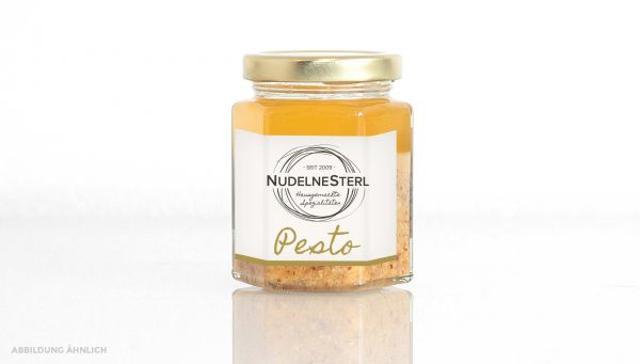 """Pesto """"Haselkoko"""" Haselnusspesto Kokoserzeugnis  von NudelneSterl in Bad Griesbach im Rottal"""