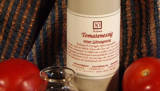 Tomatenessig Tomatenessig  von Hedonna - Lebenswürdigkeiten in Ortenburg