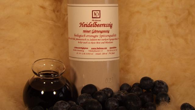 Heidelbeeressig Heidelbeeressig  von Hedonna - Lebenswürdigkeiten in Ortenburg