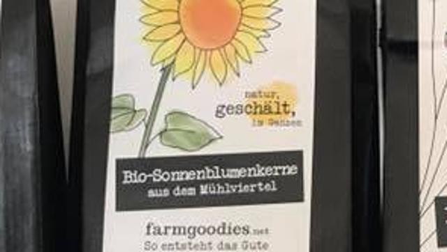 Sonnenblumenkerne Sonnenblumenkerne  von DREIMALIG - Grenzenlos Besonders in Freyung