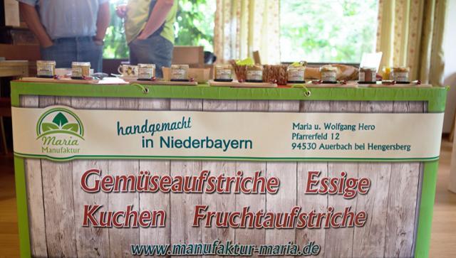 Säumerhof Bio-Genusswelt - Bistro - Schmankerlmanufaktur in Grafenau