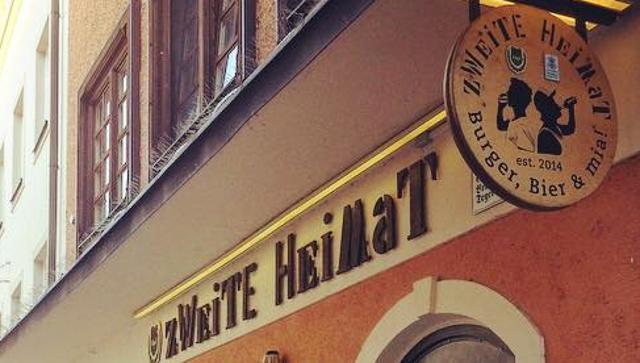 Burgerhaus Zweite Heimat - Burger, Bier & Mia! in Passau