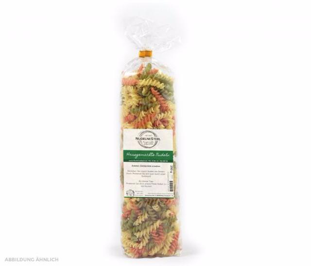 Dreierlei-Nudel Tomatenerzeugnis Hartweizennudeln  von NudelneSterl in Bad Griesbach im Rottal