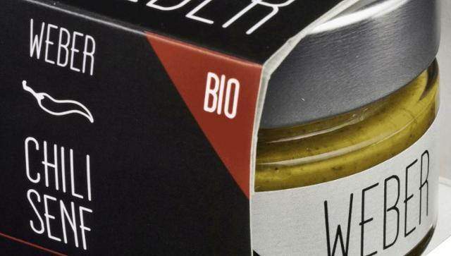 Chili-Senf Chilisenf  von Säumerhof Bio-Genusswelt in Grafenau