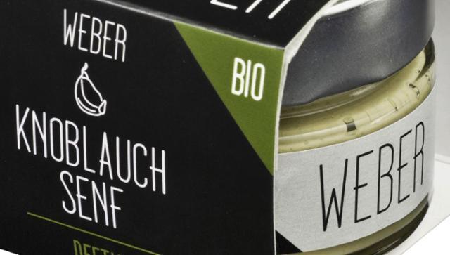 Knoblauch-Senf Knoblauchsenf  von Säumerhof Bio-Genusswelt in Grafenau