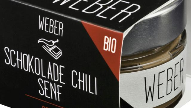 Schokolade-Chili-Senf  von Säumerhof Bio-Genusswelt in Grafenau
