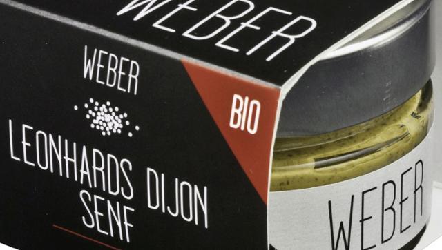 Leonhards Dijon-Senf  von Säumerhof Bio-Genusswelt in Grafenau