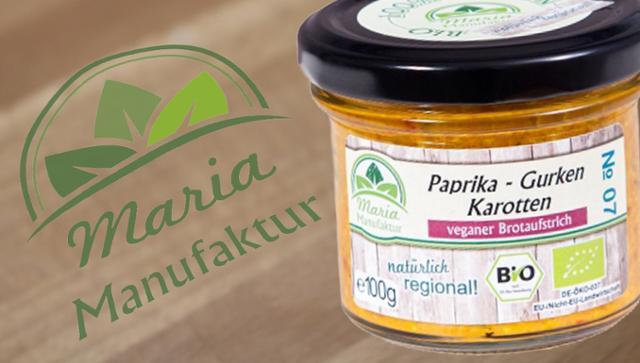 No 07: Paprika, Gurken & Karotten  von Säumerhof Bio-Genusswelt in Grafenau