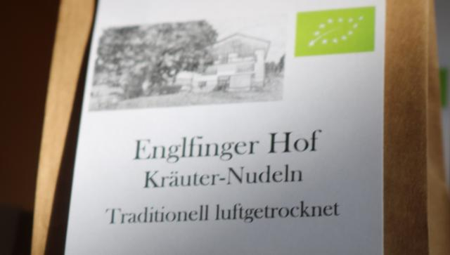 Kräuternudeln  von Säumerhof Bio-Genusswelt in Grafenau