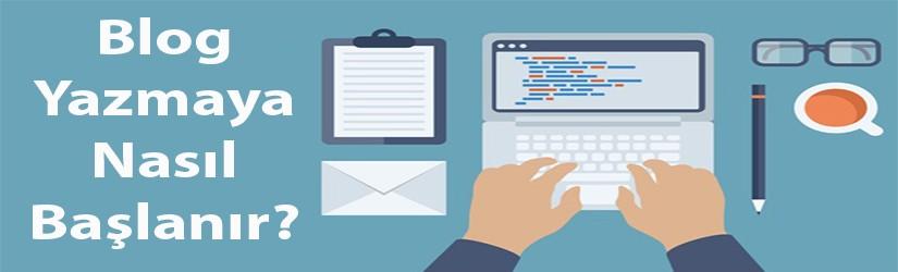 Blog Yazmaya Nasıl Başlanır?