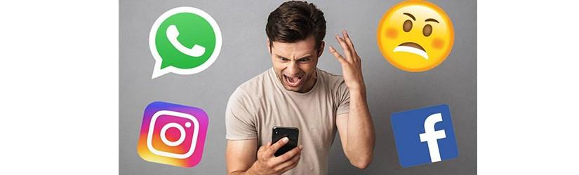 Facebook ve İnstagram Çökünce İşinizde Çökmesin!