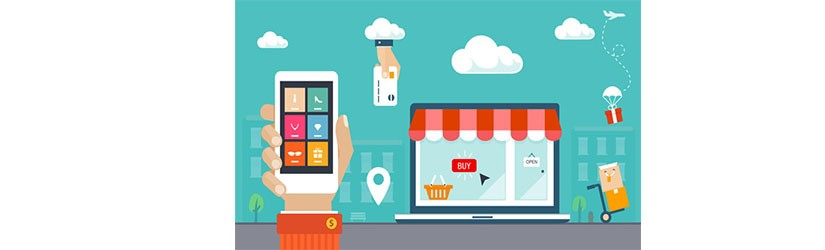 Gelecek İnternette, Firmaların Geleceği E-Ticarette
