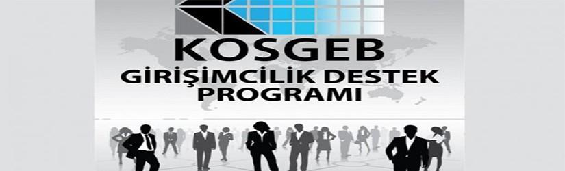 KOSGEB Girişimciliği Geliştirme Destek Programı Kapsamında Girişimcilere  300 Bin TL Geri Ödemesiz Para. Hemen Başvurun