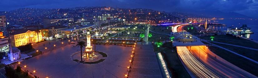 İzmir'in En İyi Tatil Mekanları ve Otelleri