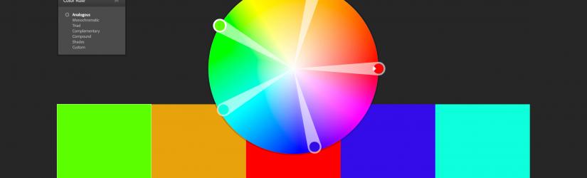 Ticari Web Sitesi Yapımında Renk Düzeni Nasıl Belirlenmelidir?