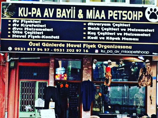 Ku-Pa Av Bayi & Miaa Pet Shop