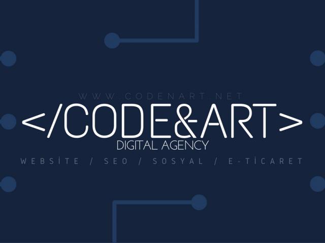 Code&art | Dijital Ajans Bursa