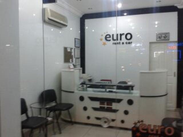 Euro rent a car - Gaziantep otomobil kiralama - Erbey Turizm Yatırımları San. ve Tic. Ltd. Şti.