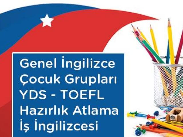 Etimesgut Türk Amerikan Derneği Yabancı Dil Kursu