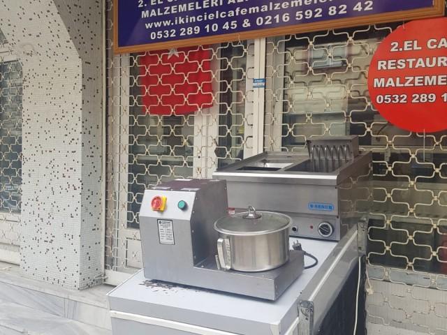 2.el Lokanta Restaurant Cafe Malzemeleri ve 2.el Endüstriyel Mutfak Malzemeleri Merkezi.