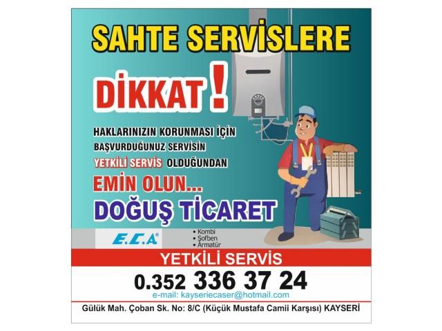 ECA yetkili servis