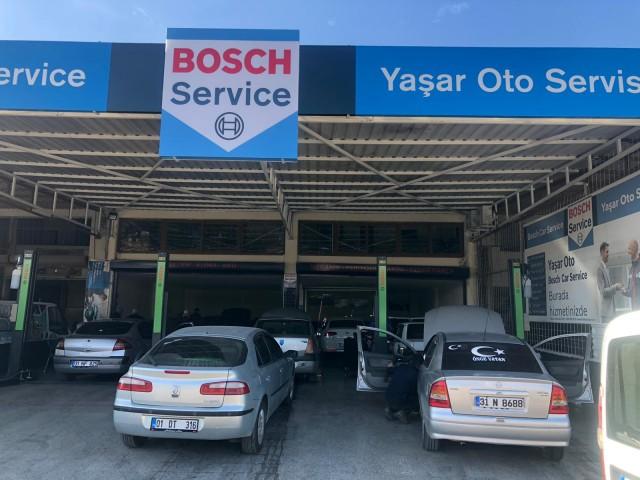 Bosch Car Service Yaşar Oto Servis