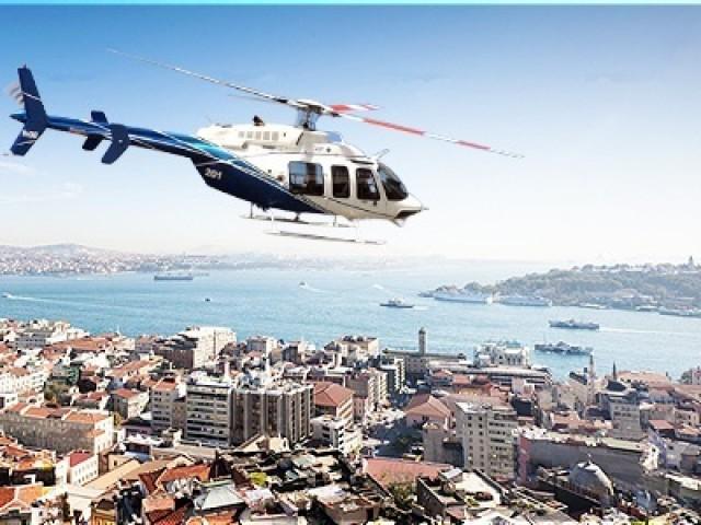 Helikopterkiralama