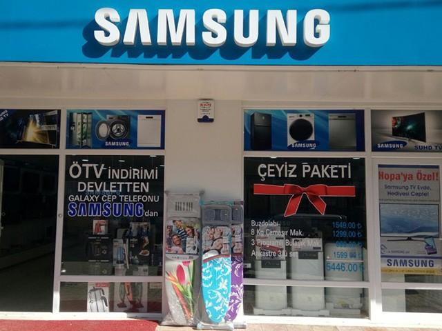 M.K Samsung