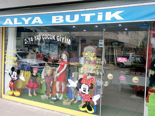 Alya Butik